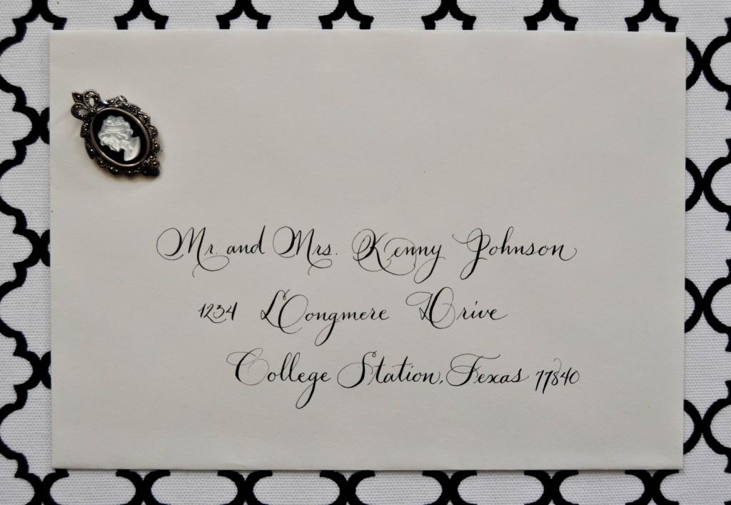 dallas calligrapher