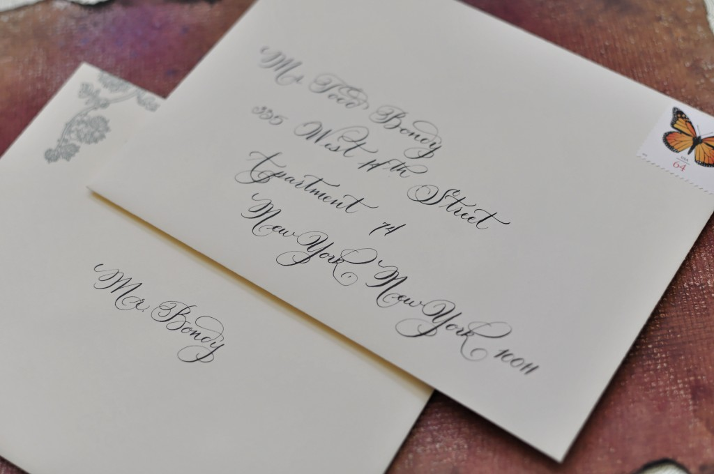 austin calligraphy