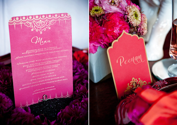 indian wedding calligrapher