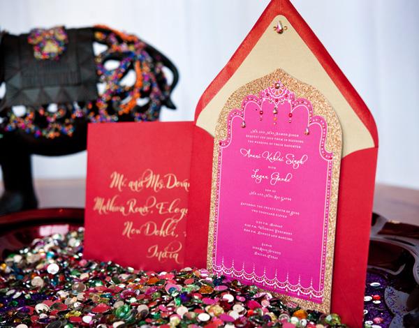 indian wedding calligrapher