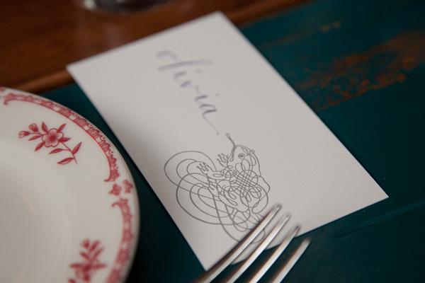 dallas calligraphy