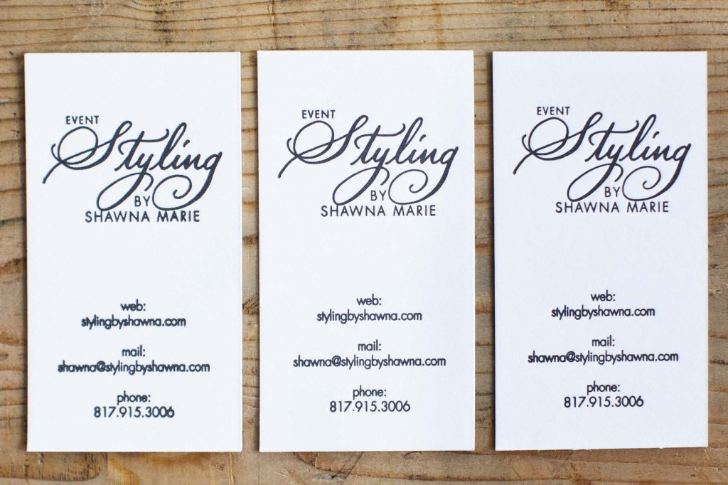 Delighted Calligraphy Business Cards Photos - Business Card Ideas ...