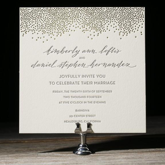 bella figura wedding calligrapher