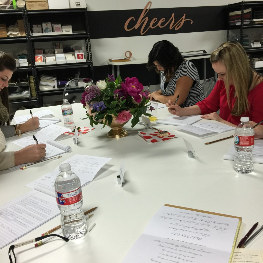 dallas handwriting penmanship classes