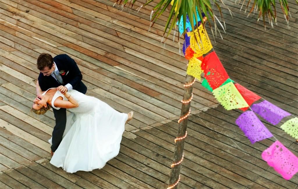 modern calligrapher real wedding spotlight