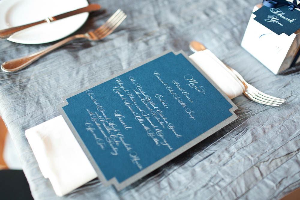 dallas wedding calligrapher