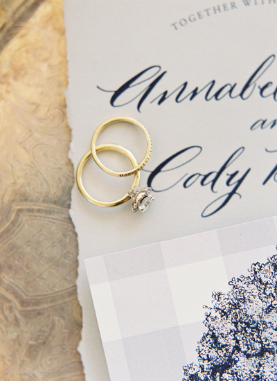Southern Weddings Magazine Calligrapher