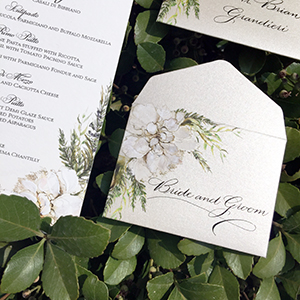 Dallas Wedding Calligrapher | The Left Handed Calligrapher
