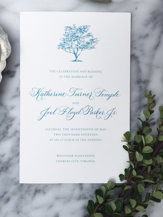 luxury texas wedding calligrapher