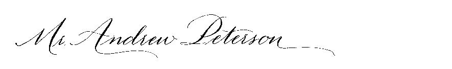 Luxury Wedding Calligraphy | Fine Art Calligrapher