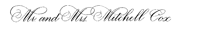Texas Calligraphy | The Left Handed Calligrapher