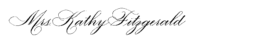 Wedding Calligraphy | The Left Handed Calligrapher
